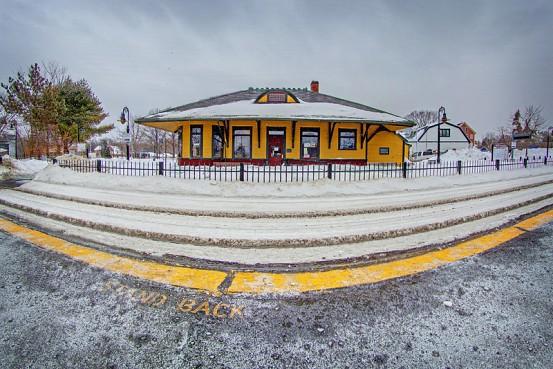 Restaurant Train Station West Concord
