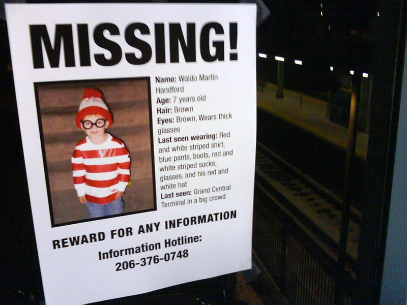 I Personally Thought That Last Weeku0027s Cat Found Poster Was Pretty Funny.  Funny Missing Person Poster