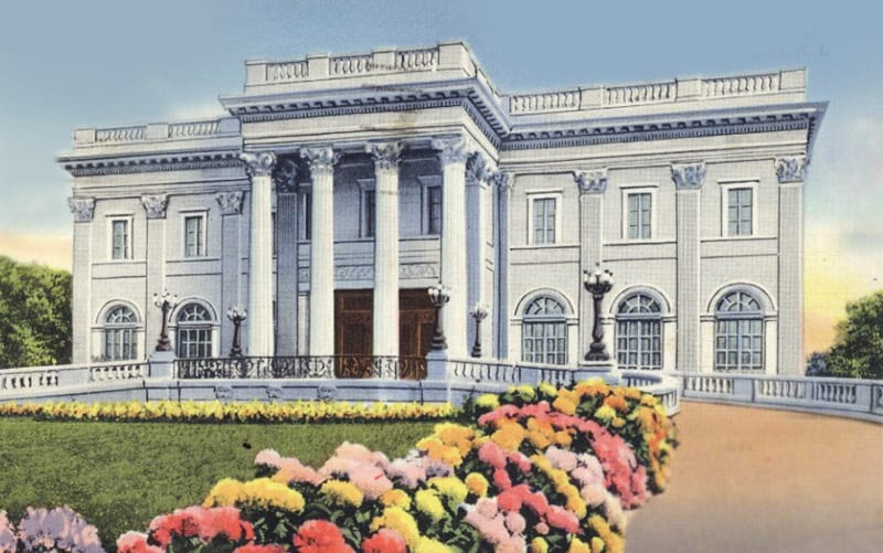 The Mansions That Railroad Built Part 1 Marble House