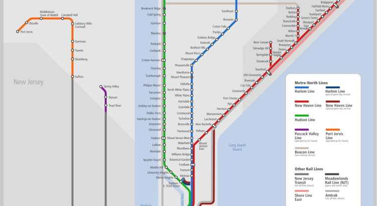 Shore Line East I Ride The Harlem Line - Metro rail houston map