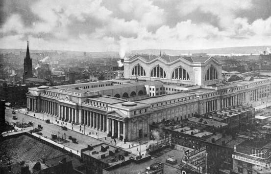 New York's Pennsylvania Station
