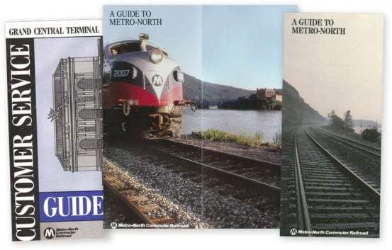 Metro North Guides