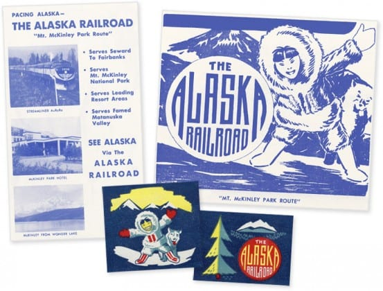 Artifacts of the Alaska Railroad