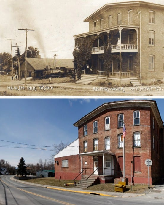 Philmont then and now