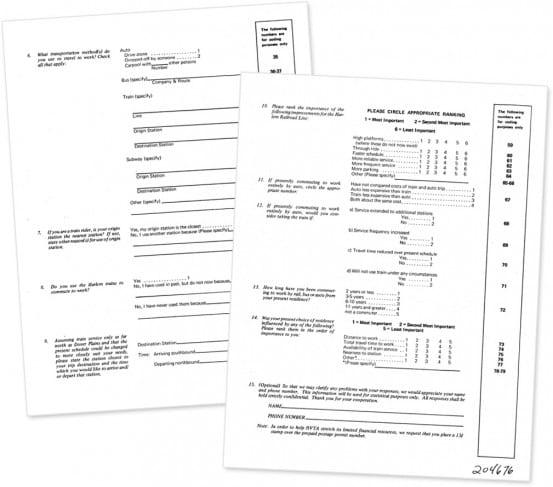HVTA survey part 2