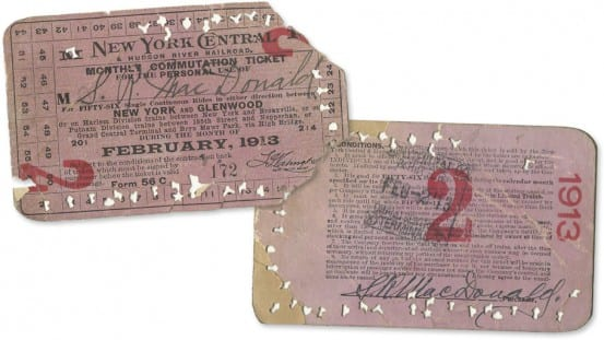 Grand Central Ticket
