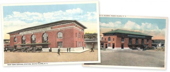 Postcards of White Plains