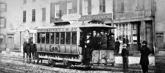 New York and Harlem Railroad