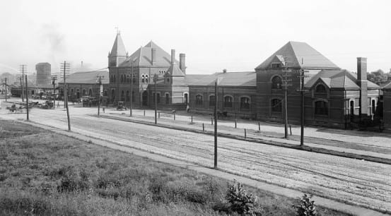 Toledo's former station