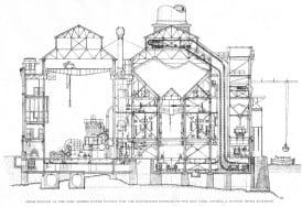 Port Morris Power Station