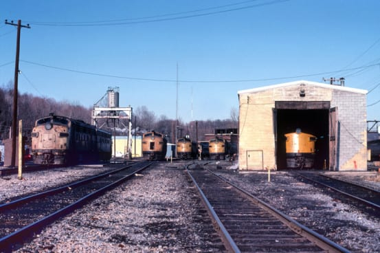 January 1, 1983 - Putnam Junction