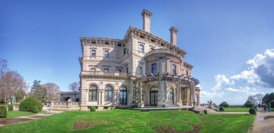 Rhode Island Mansion, The Breakers