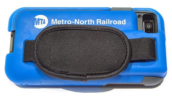 Metro-North's new TIM (Ticket Issuing Machine)