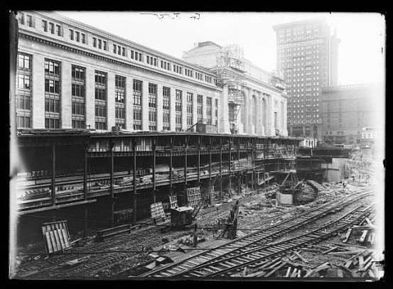 Grand Central Construction