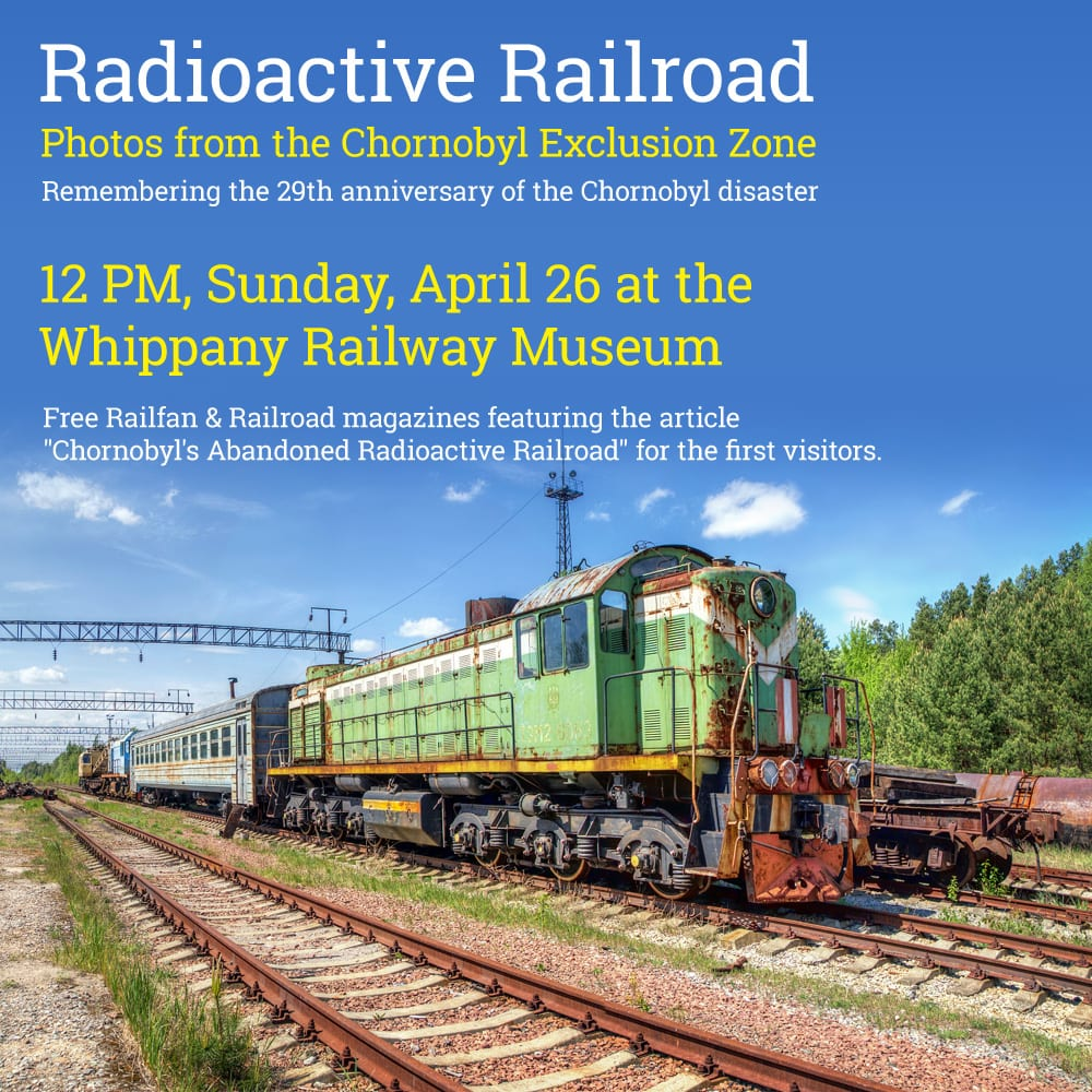 Come Visit Us This Sunday At The Whippany Railway Museum