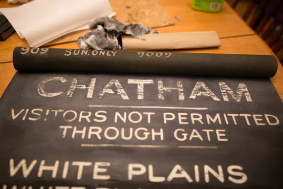 The big reveal: Chatham