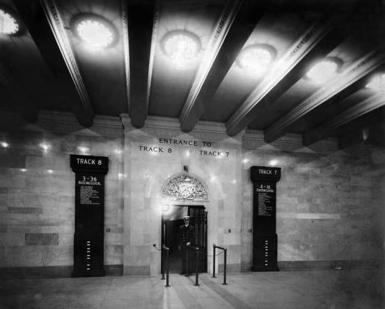 The lower level of GCT