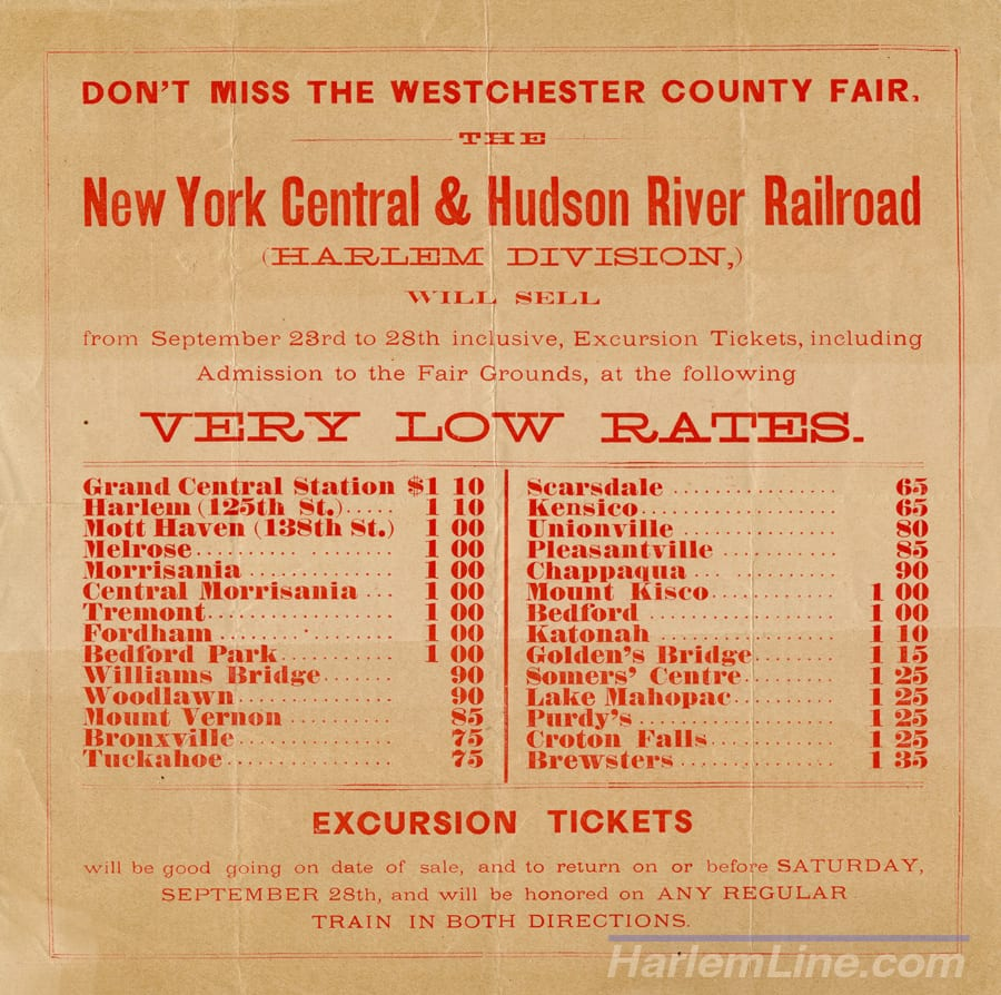 Smartcat sundays all aboard for the westchester county fair i ride the harlem line Rock and fashion style originating in seattle crossword