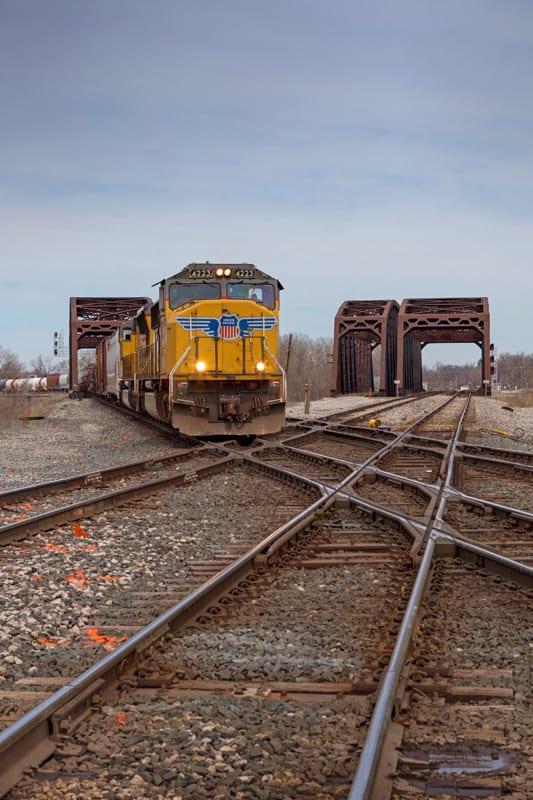 Tracks of Illinois