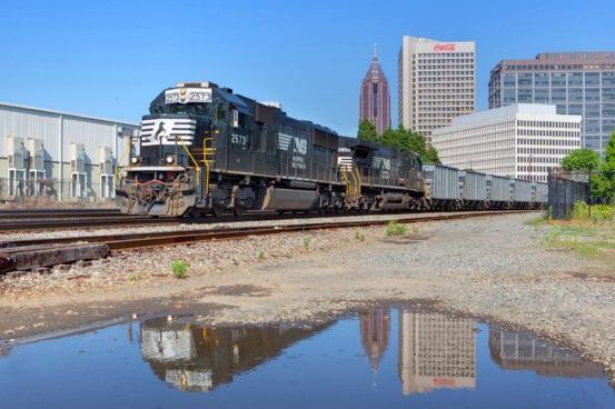 Atlanta reflections