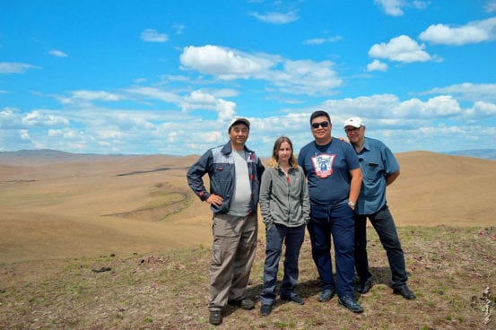 Welcome to Mongolia!