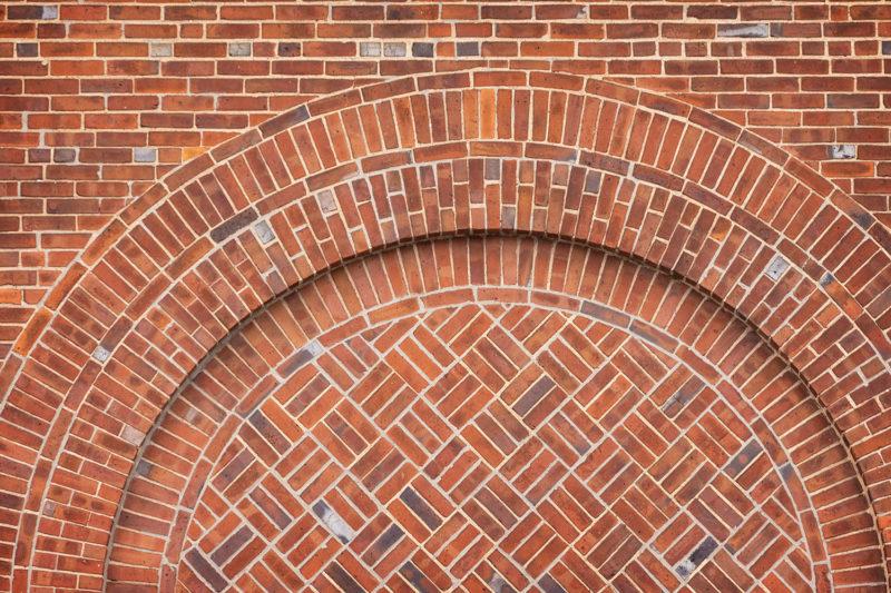 Beautiful brickwork
