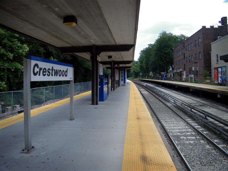 tuesday tour of the harlem line crestwood � i ride the