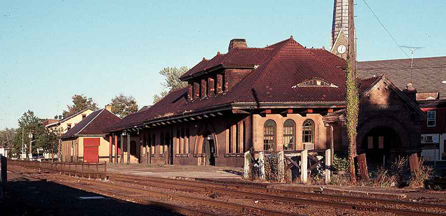 From Train Station To Library, Part 2: Middletown – I Ride The