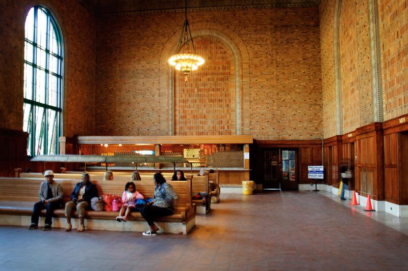 Exterior: Tuesday Tour Of The Hudson Line
